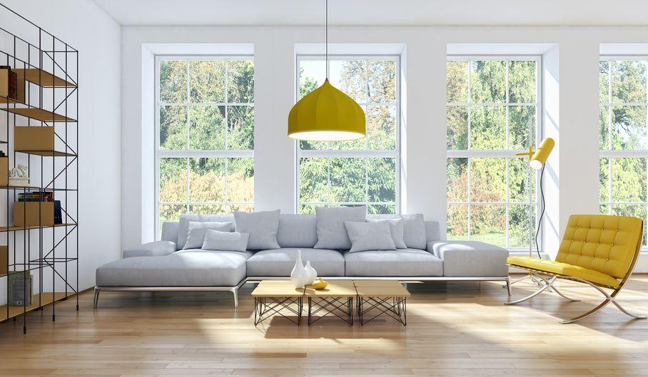 Wskazówki architektów, jak szybko i tanio odmienić wnętrza
