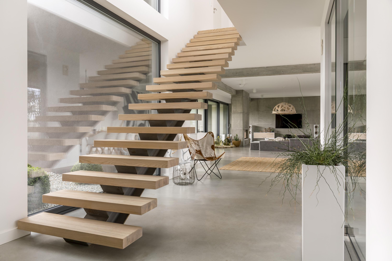 Jak zaaranżować schody?
