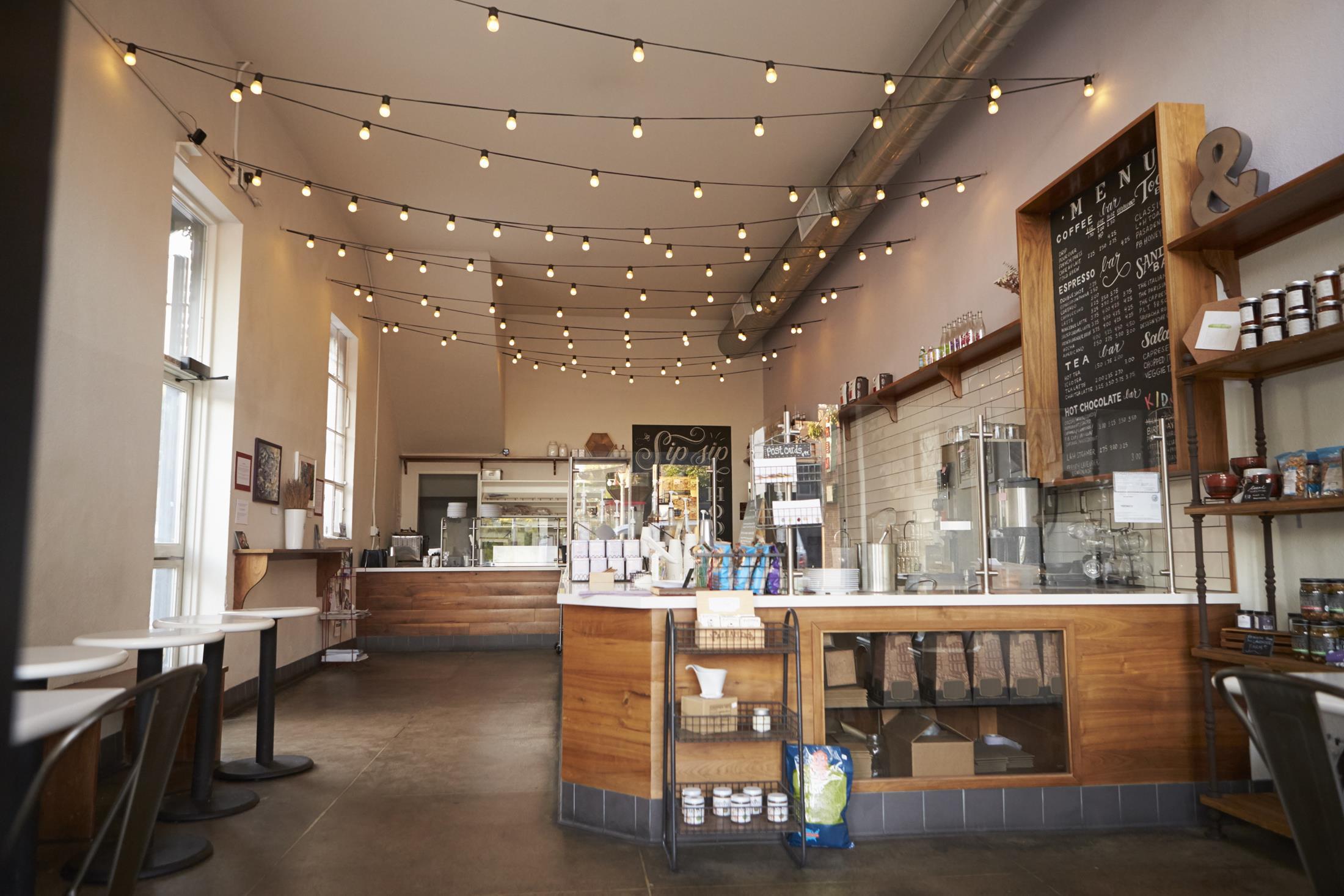 Pomysły na aranżację kawiarni