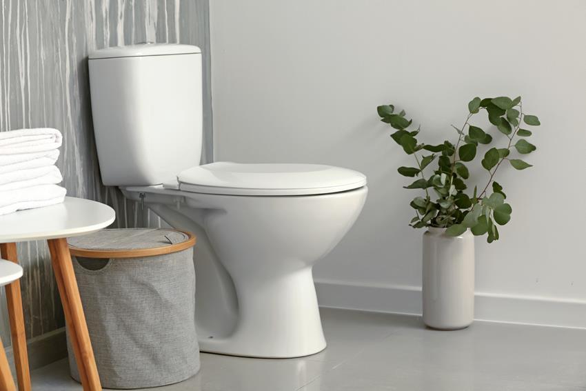 Aranżacja małej toalety