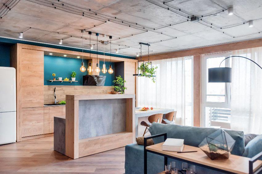 Jak oświetlić małe mieszkanie?