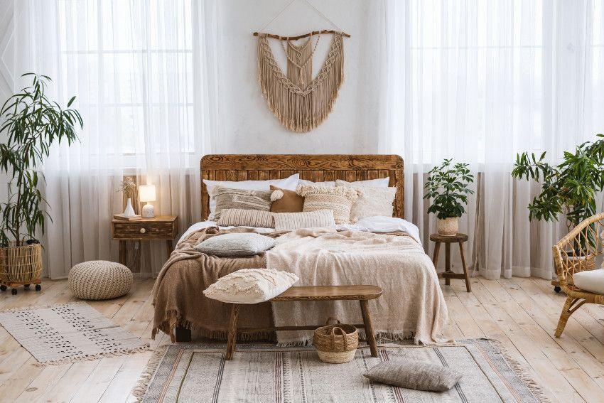 Jakie dodatki wybrać do sypialni?