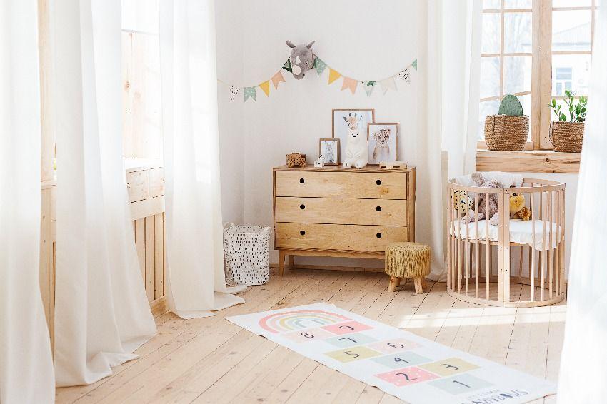 Pokój dziecięcy w stylu extra luxury – na co zwracać uwagę?