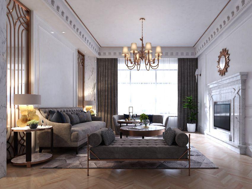 Jak urządzić mieszkanie w stylu modern classic?